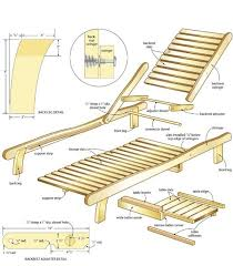 wooden lounge chair plans plans for wood lounge chair reclining lounge chair