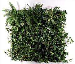 artificial green wall system