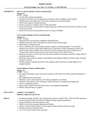 Productionmanagerresume Example Production Manager Resume