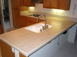 ceramic tile countertop resurfacing countertops diy cost