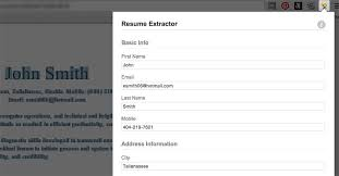 Utah Gov The Official Website Of The State Of Utah Resume Extractor