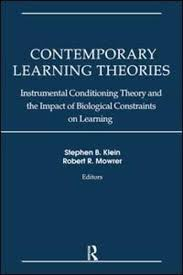 Biological Theory Contemporary Learning Theories Volume Ii Instrumental
