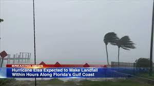 Hurricane tracker: Elsa strengthens in ...