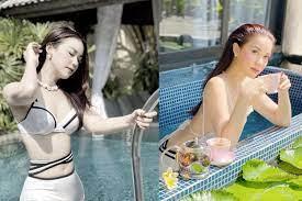 """หมิง อรินทร์มาศ"""" อดีตนางสาวไทย คว้าชุดบิกินี่อวดหุ่นเพียว ผิวออร่ามาก -  โพสต์ทูเดย์ ข่าวบันเทิง"""