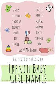 264 chic french names pretty