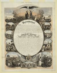 exploring the emancipation proclamation the emancipation clw epproclamation jpg