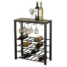 Wine rack table Kitchen Alcove Wine Rack Table Item Number Pk564 shipping Code I Eclectic Treasures Fingerhut Alcove Wine Rack Table