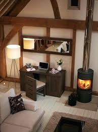 solid oak hidden home. Hidden Home Office Desk Chair It Would Be Cool To Put Laptop  Storage In Solid Oak I