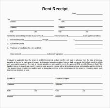 Download Rent Receipt Format Stunning 48 Rent Receipt Form Templates Download For Free For Rental Receipts