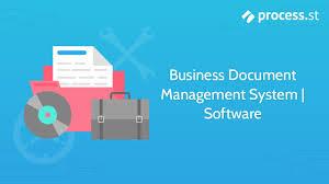 Document Management Process Diagram And Flow Chart