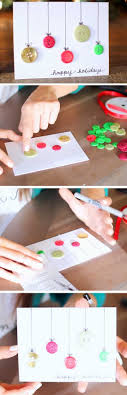 Diy Christmas Cards Best 25 Diy Christmas Cards Ideas On Pinterest Xmas Crafts