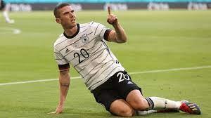 DFB-Team - Robin Gosens nach Gala gegen Portugal im Interview: