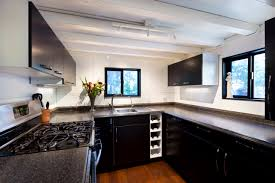 Tiny Kitchens Top 3 Tiny Kitchen Design Layouts Tinyhousebuildcom