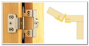Hidden Door Hinges Hidden Door Hinges Adjustable Heavy Duty For