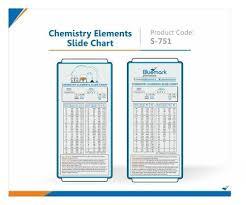 Chemistry Elements Slide Chart Education Promotional