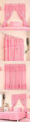 Lace Bedroom Curtains Lace Peach Curtains Free Image