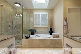 bathroom remodel ideas. bathroom remodel ideas with beauty door glass and round tub