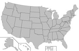 blank map of the united states png