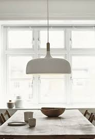 pendant lighting for dining table. Large Oversized Pendant Light Above The Dining Table | Acorn, Designed By Atle Tveit For Northern Lighting, Is Inspired Nordic Autumn Forests And Lighting P