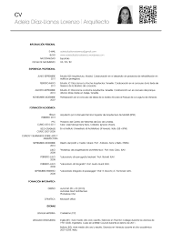 Resume In Spanish Template How To Write A Job Resume Resume Template Description Of Resumes 19
