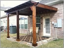 covered patio kits cozy outdoor patio ideas on patio covers for best wood patio cover