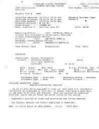 Pin By Richard Jones On Wayman Roseberry Police Report Police