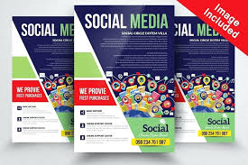 Marketing Flyers Templates Social Media Flyer Template Free Poster Templates Unique