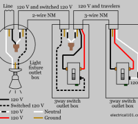 wiring diagram for 3 way switch multiple lights in wiring diagram how to wire a 3 way switch with 4 lights at Wiring Diagram For 3 Way Switches Multiple Lights