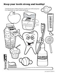 Abstract geometric teeth pattern coloring page. 25 Inspiration Image Of Tooth Coloring Pages Kindergarten Worksheets Dental Health Activities Dental Health Month