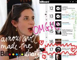 Billboard Charts Amour Cruel Debut