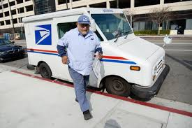 the old reader the us postal service does a staggering amount of work when you sit down and really think about it it delivers 158 billion pieces of mail per year
