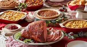 And since you are not cooking for a large group, it's an ideal opportunity to splurge on the ingredients for a festive dinner. Christmas