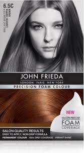 John Frieda Precision Foam Color Chart Buy John Frieda Precision Foam Colour Brilliant Brunette