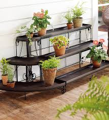 Plant Stands Indoor Target Front Yard Landscaping Ideas Outdoor Corner Plant  Stand