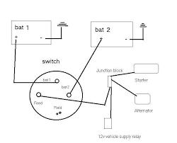 perko dual battery wiring diagram wiring diagrams best billavista s dual battery setup combination double switch diagram perko dual battery wiring diagram