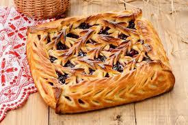 Как красиво <b>украсить</b> пирог сверху: оформление <b>выпечки</b> из ...