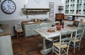 Shabby Chic Kitchen Design Interior