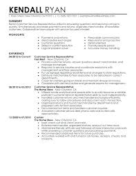 10 11 What To Write In A Summary Of A Resume Nhprimarysource Com