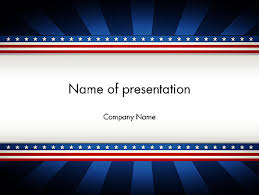 america ppt template american festive theme powerpoint template backgrounds 11865