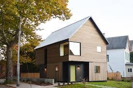 simple modern gable roof design