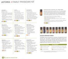 30 Best Doterra Family Physicians Kit Images Essential Oils