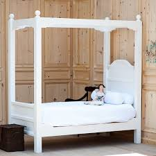 Grande Marsailles Kids Canopy Bed - Traditional - Canopy Beds ...