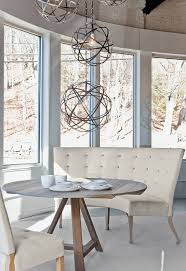 round dining table with couch seating best gallery of tables furniture