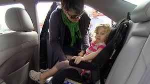 the canadian pediatric society recommends children who weigh between 40 and 80 pounds use booster seats until they reach four feet nine inches in height or