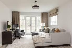 modern living room. Living Room : Modern By The White House Interiors E