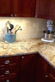 Granite Countertops And Backsplash Ideas Impressive Decorating