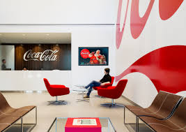 coca cola s stunning offices in toronto