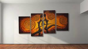 3d canvas art making of wild women luka maček