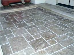 how to clean travertine best