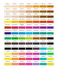 Pantone Colour Chart Australia Pantone Colour Chart Flagaholic Com Au